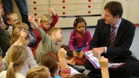 Froh über jeden lauten Kindergarten