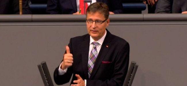 Rede im Plenum des Deutschen Bundestages