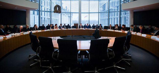 Ein Jahr Internetausschuss im Deutschen Bundestag